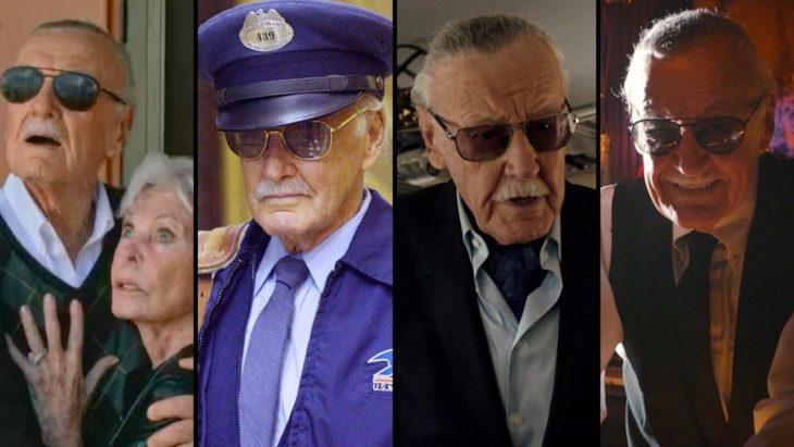 Cameos que Stan Lee realizó en el universo de Marvel