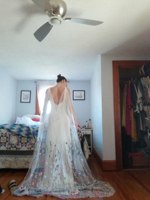 Bellissimi abiti da sposa di seconda mano