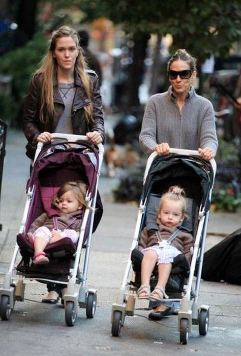 Sarah Jessica Parker y su niñera