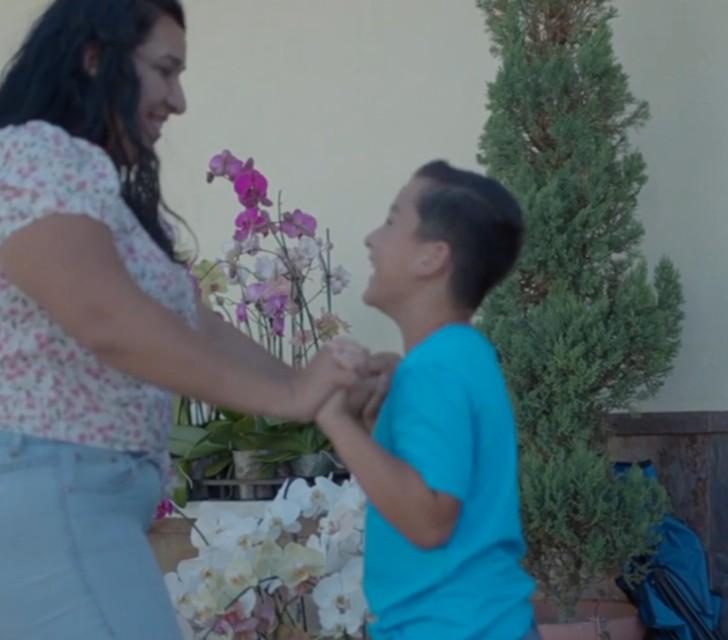 Aaron Moreno y Berenice Pacheco