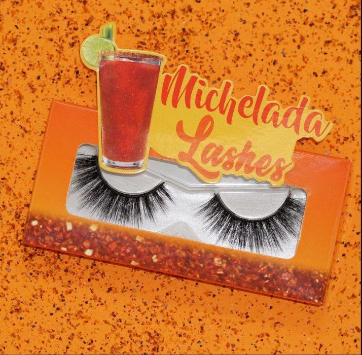 Michelada Lashes Glamlite