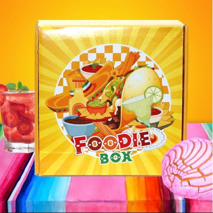 Foodie box glamlite