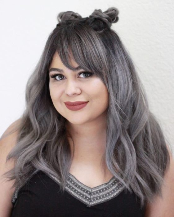 15 hairstyles that flatter you if your face is round 5