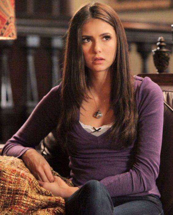 Elena de la serie The Vampire Diares