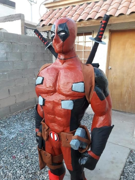 Piñata de Deadpool