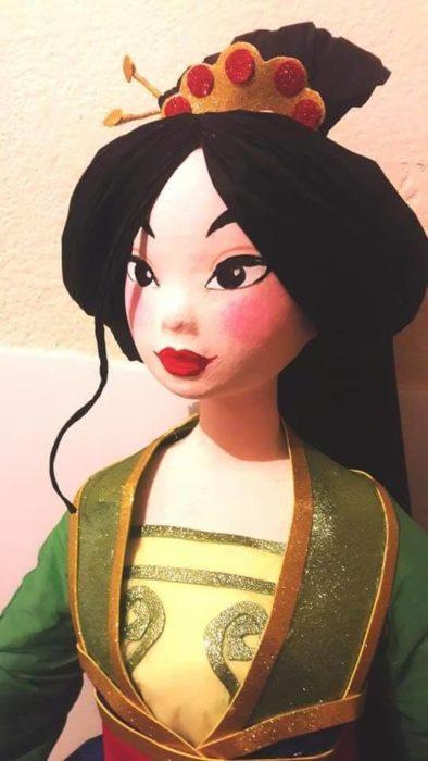 Piñata de Mulan