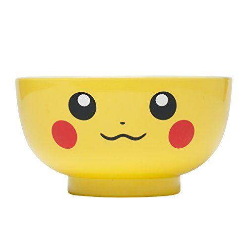 Tazón en forma de pikachu