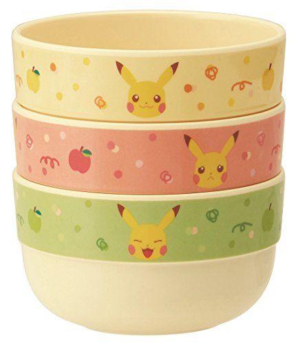 Tazones en forma de pikachu