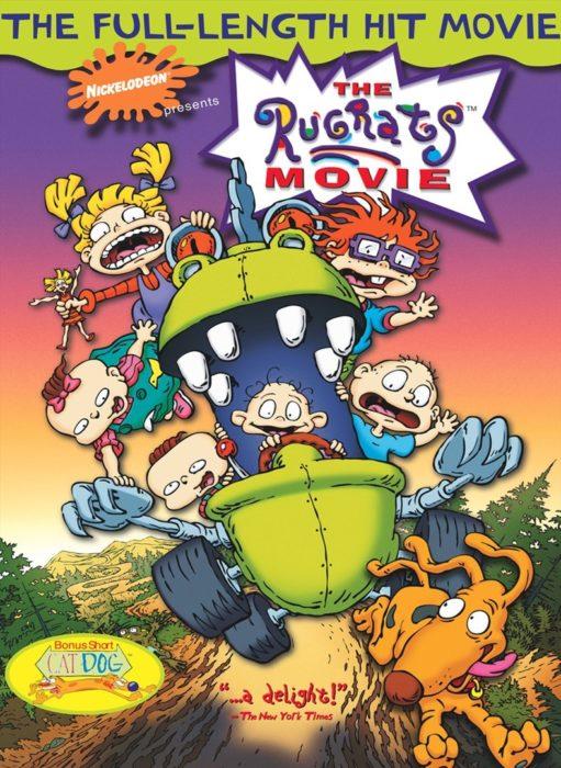 Poster de la película Rugrats: la película