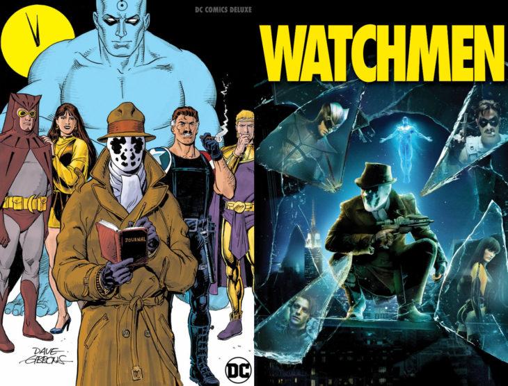 Series y películas basadas en cómics; Watchmen