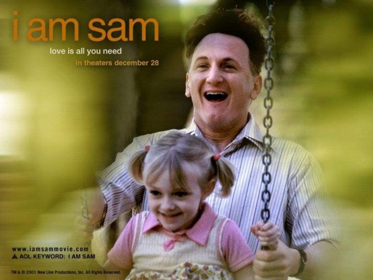 Poster de la película Yo soy Sam