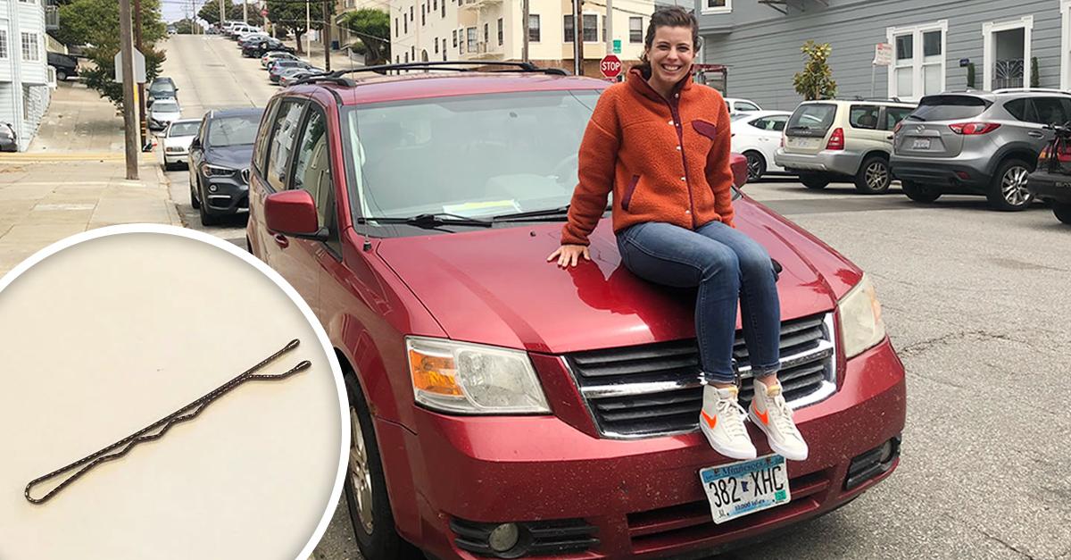 Bloguera hace múltiples trueques hasta conseguir camioneta