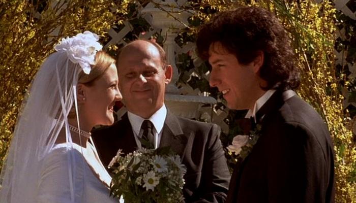 escena de the wedding singer