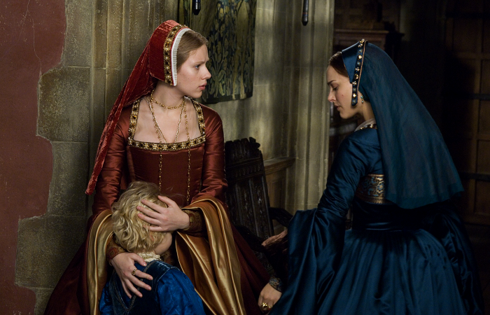 escena de The Other Boleyn Girl