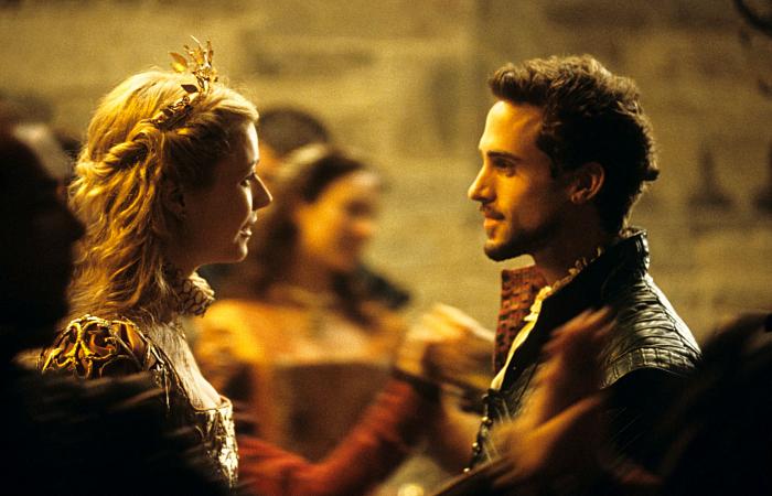 escena de shakespeare in love