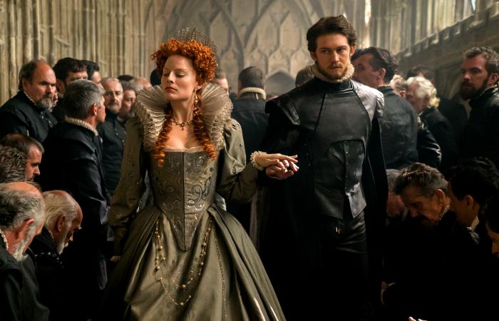escena de Mary Queen of Scots