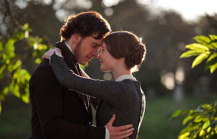 escena de Jane Eyre