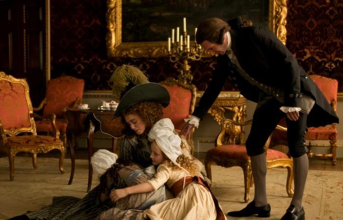 escena de The Duchess