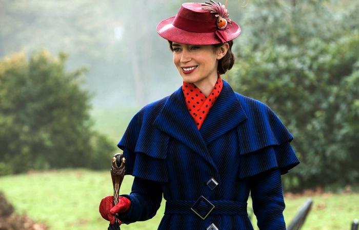 escena de El regreso de Mary Poppins