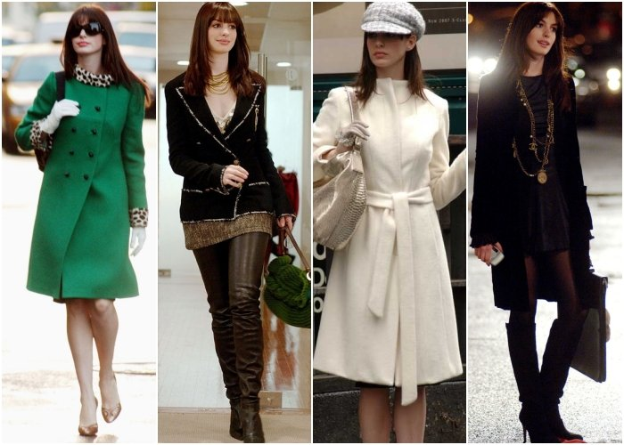 outfits from the movie the devil dresses in fashion