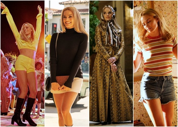 outfits de la película once upon a time in hollywood