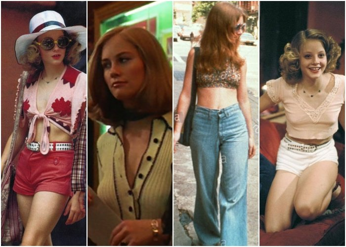 outfits from the movie taxi driver