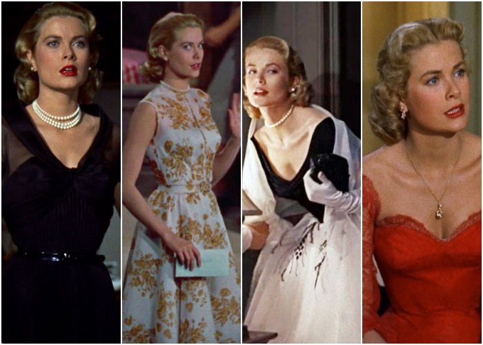 outfits de la película rear window