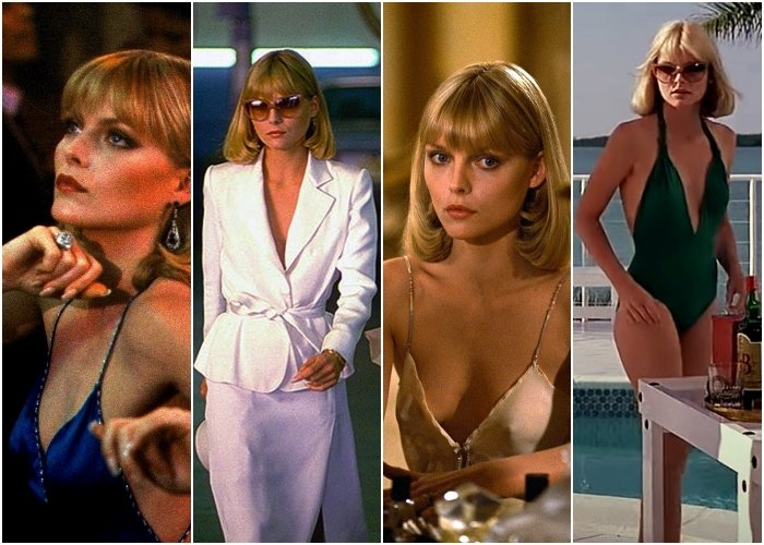 outfits from the movie scarface