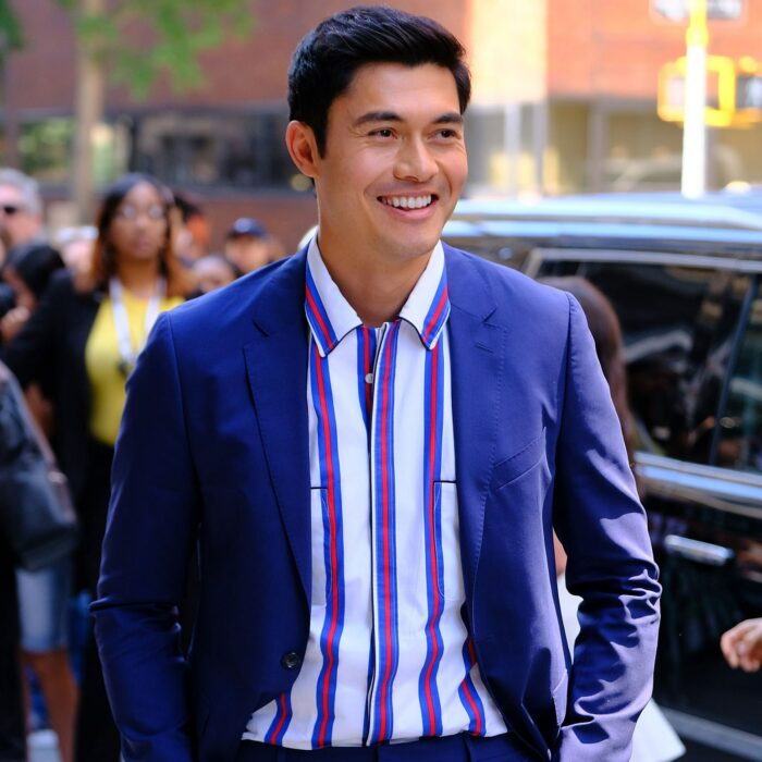 Henry Golding como Nick Young