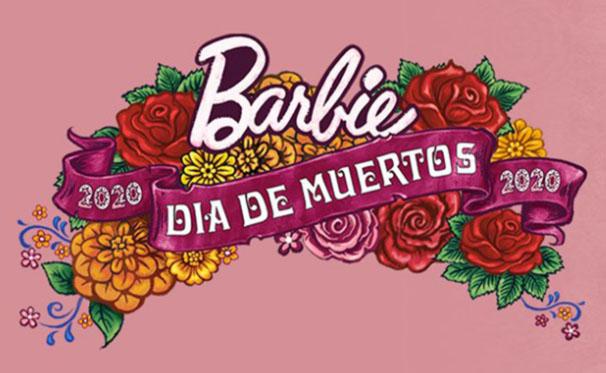 Imagen de Barbie Catrina 2020