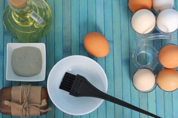 Egg, and other ingredients for treatment