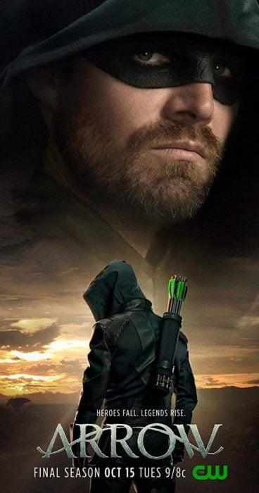 Poster de la serie Arrow
