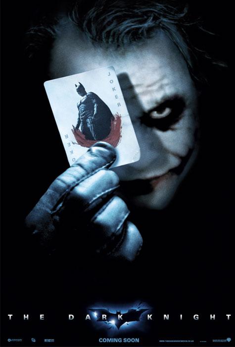 Poster de la película Batman el caballero de la noche