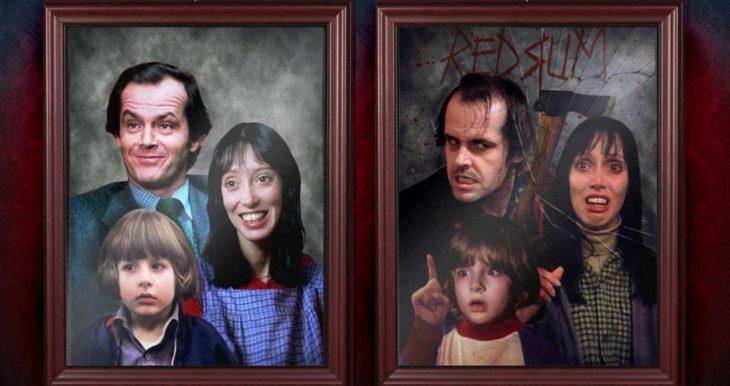 Poster de la película El resplandor