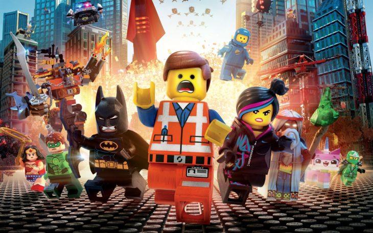 The Lego Movie (La gran aventura de Lego)