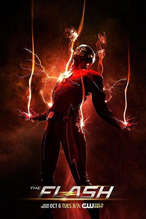 Poster de la serie Flash