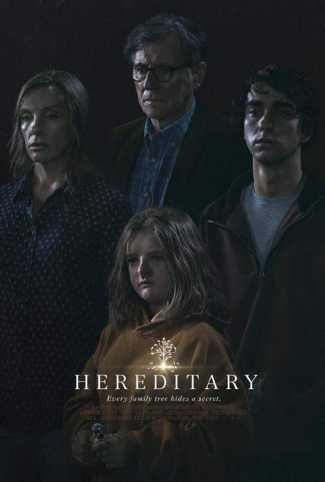 Poster de la película Hereditary