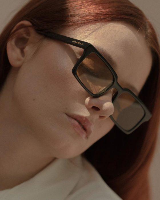 Fotografía de publicidad de Hillman Eyewear
