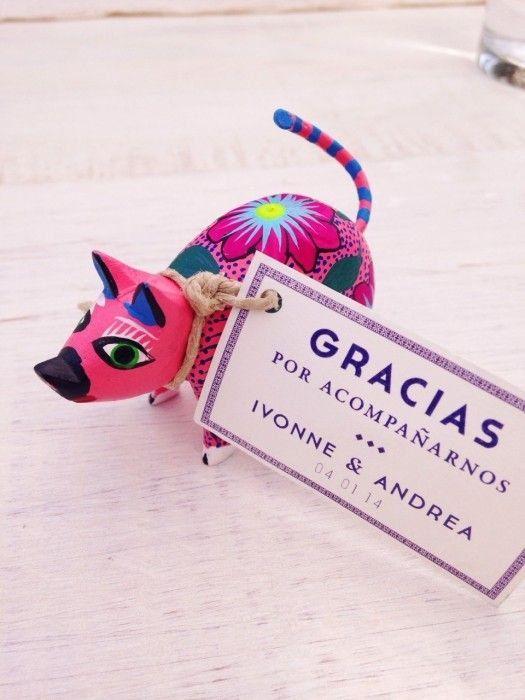 recuerdito para bodas estilo mexicanas