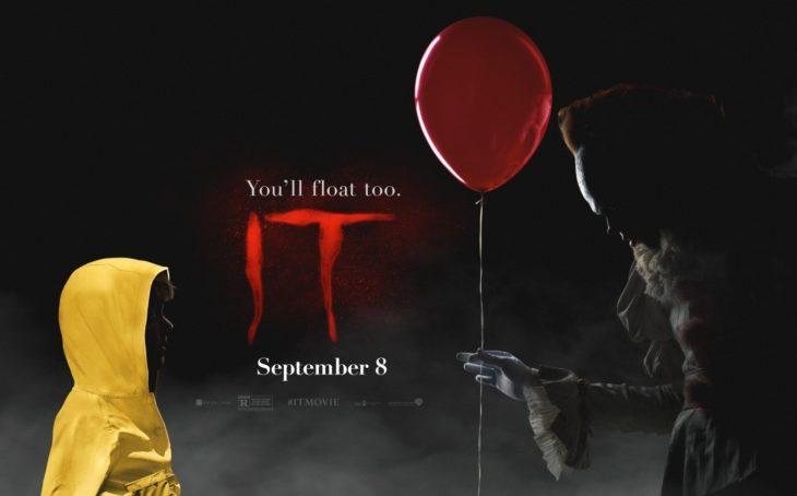 Poster de la película It