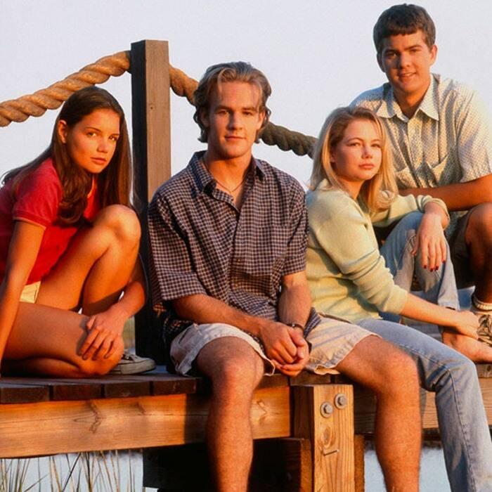 Actores de la serie Dowsons creek