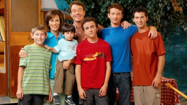 Familia de la serie Malcolm el de en medio