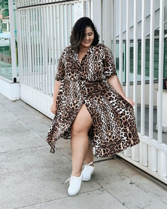 15 fashion trends for curvy girls to show off in fall 8