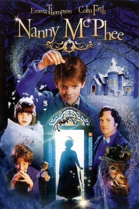 Poster de la película Nanny McPhee La nana mágica