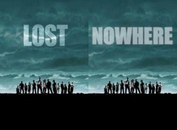 Nombres originales de series; Lost, Nowhere