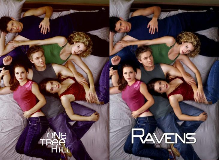Nombres originales de series; One tree hill, Ravens
