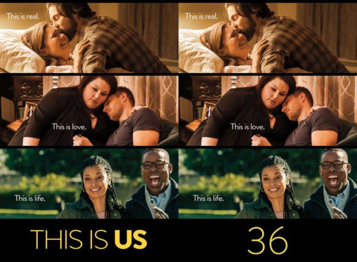 Nombres originales de series; This is us, 36
