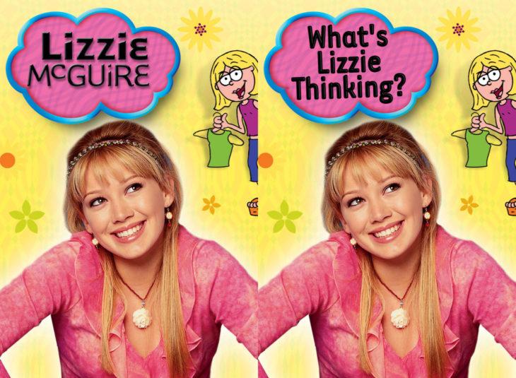 Nombres originales de series; Lizzie McGuire, What's Lizzie Thinking?