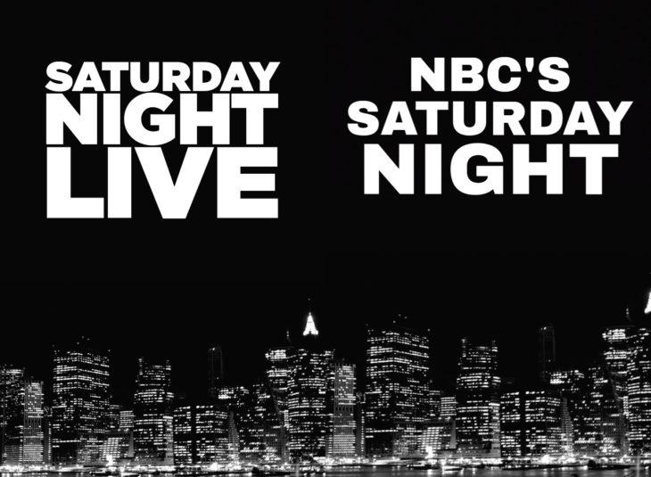Nombres originales de series; Saturday Night Live