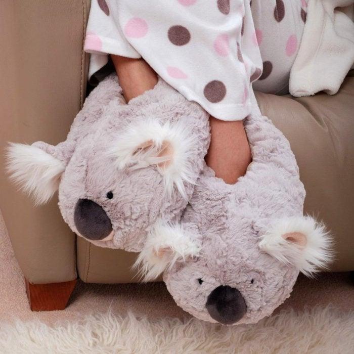 Cute, kawaii, cute koala slippers